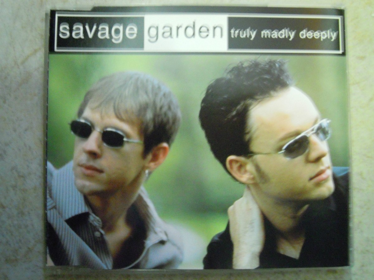 Download Savage Garden Truly Madly Deeply Savage Garden The Singles
