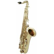 Saxofón Tenor Roy Benson Modelo Ts-302