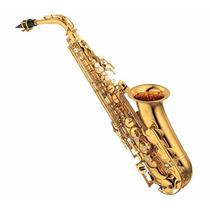 Saxofon Alto Blessing 6430l, Nuevo!