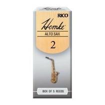 Hemke Alto Sax Cañas, Fuerza 2,0, 5-pack