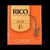 Canas Sax Alto 1 1/2 Rico Mod Sar11/2(10)