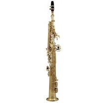 Saxofon Roy Benson Modelo Ss-302 Soprano Tonalidad Bb