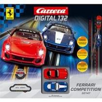 Circuito Carrera Digital132 Ferrari Competition Sslot Jägeer
