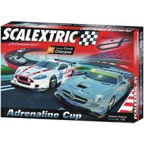 Autopista Scalextric C3 Adrenaline Cup / No Carrera Ninco