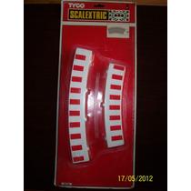 Tyco Scalextric Set De Bordes Para Pista Estándar 1996 1/32