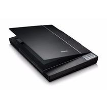 Escaner Epson Perfection V37 4800dpi Plano Negro B11b207212