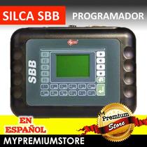 Silca Sbb Programador De Llaves Y Controles Profesional Obd2