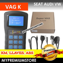 Escaner Super Vag K Diagnostico Pin Code Kilometraje Vw 2014