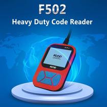 Escáner Fcar F502 Básico Para Vehículos Diésel Pesados (hds)
