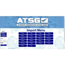 Atsg 2012 - Transmisiones Automáticas (dvd)