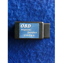 Interface Para Diagnostico Obdii