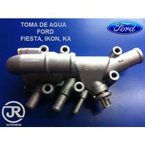 Toma De Agua Ford Fiesta, Ikon, Ka