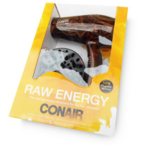 Secadora Conair 296tb Raw Energy 1875w Difusor + Concentrado