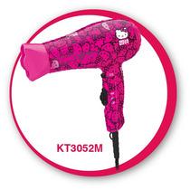 Secadora De Cabello Hello Kitty Kt3052m
