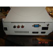 Dreamcast Mod Vga Juega En Pantallas Y Monitores A 480p