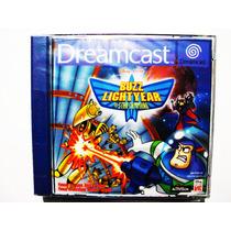 Buzz Lightyear Of Star Command Nuevo - Dreamcast - Español
