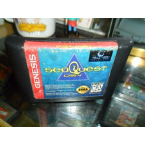 Sea Quest Dsv Sega Genesis Cartucho