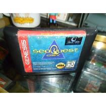 Sea Quest Dsv Sega Genesis Cartucho