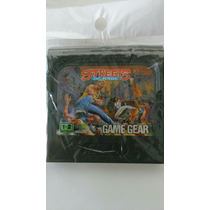 Streets Of Rage Game Gear Sega