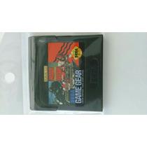 Road Rash Game Gear Sega