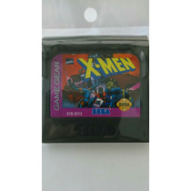 X-men Game Gear Sega