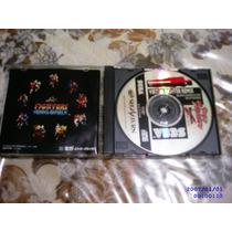 Fighter Megamix Para Sega Saturno
