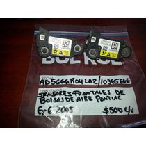Sensores Frontales De Impacto Pontiac G-6 2007 .