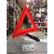 Triángulo De Seguridad Hella Original Par