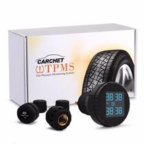 Carchet Tpms Monitoreo Presión Y Temperatura Llantas.