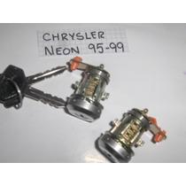 Chapas,cerradura,cilindros,chrysler,neon 1995-1999