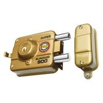 Cerradura De Seguridad Blindada Cantol Modelo 900