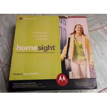 Motorola Camara De Seguridad Inalambrica Alarma Kit Hmez2000