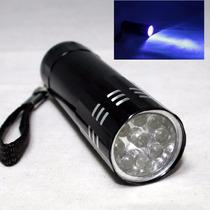 Lampara Luz Ultravioleta Para Detectar Billetes Falsos