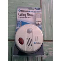Detector De Movimiento Con Alarma Y Control Remoto Swann