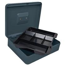 Caja De Dinero Charola Con 5 Separadores Hermex 43076