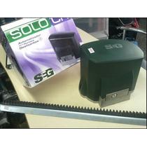 Kit De Automatización Para Puertas Corredizas Seg Ch 500