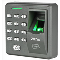 Control De Acceso Biometrico X7 Zk Software 200 Huellas