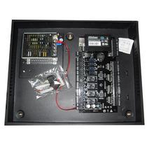 Control De Acceso Para 4 Puertas Y 4 Lectoras. Cctv Hm4