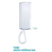 Nuevo Telefono Tobi-1 Para Videoportero Marca Intec 5 Años