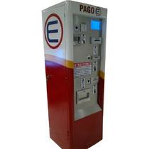 Cajero O Estacion De Pago Automatica Estacionamientos