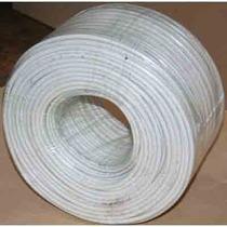 Bobina Cable Coaxial Siames 100mts 2 Hilos Cal 20 B08