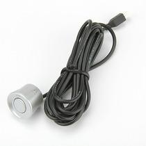 4 Refacciones Sensores Reversa Para Estacionamiento Plata