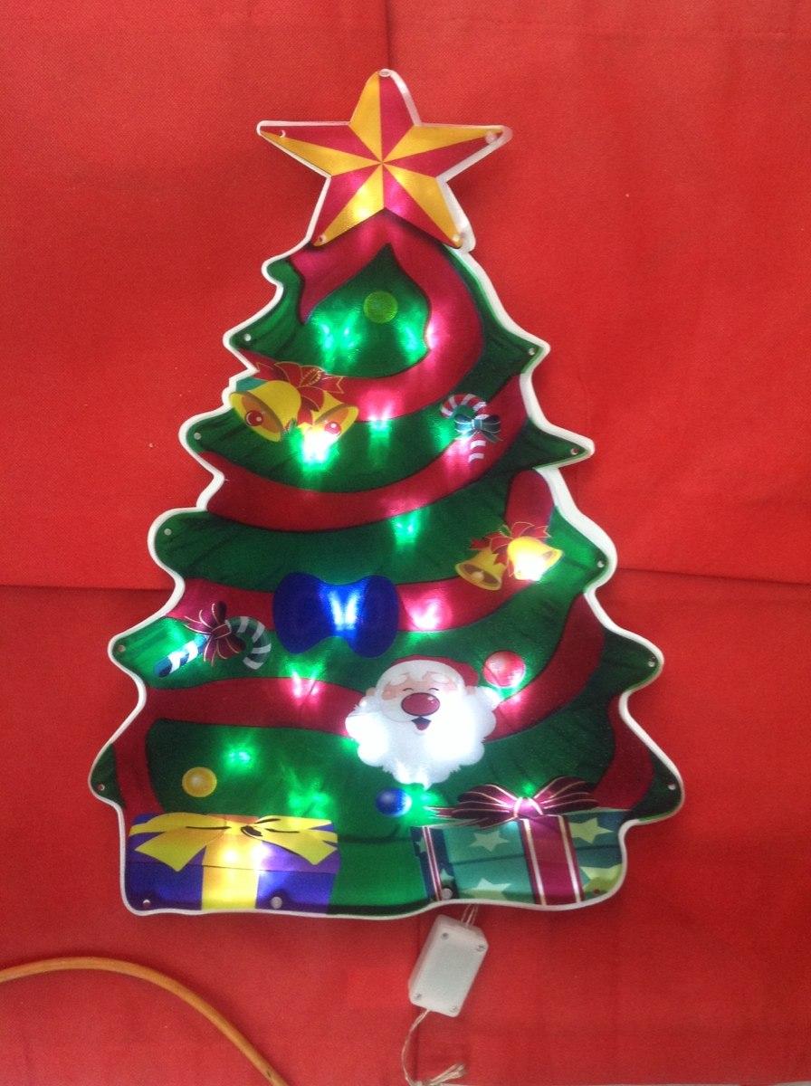 Serie de navidad rbol de navidad led ml952 en for Arbol de navidad led
