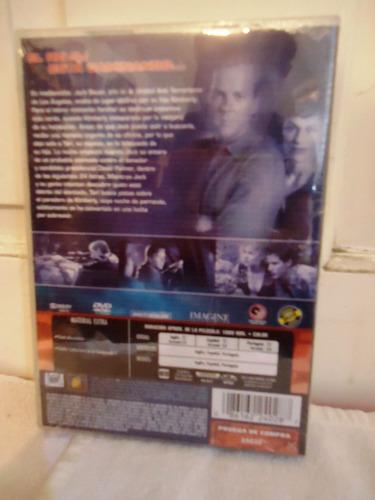 Serie De Tv 24 Horas, Temporada 1, En Formato Dvd