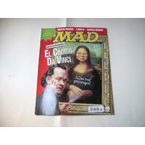 El Codigo Da Vinci #26 Junio 2006 Revista Mad Comic