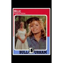 Poster (28 X 43 Cm) Bull Durham