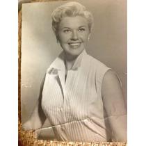 Fotos De Artistas Holywood Doris Day Foto Original 25x20cms