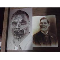 Hologramas De Terror, Cromos, Halloween, Posters De Terror