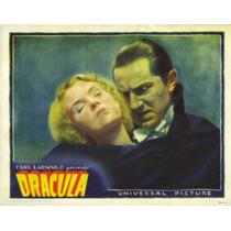 Lobby Cards Peliculas De Monstruos Dracula, Lobo Sav7 Sfa7
