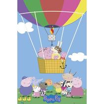 Peppa Pig Cartel - Globo Maxi 61x91.5cm Childrens Niños